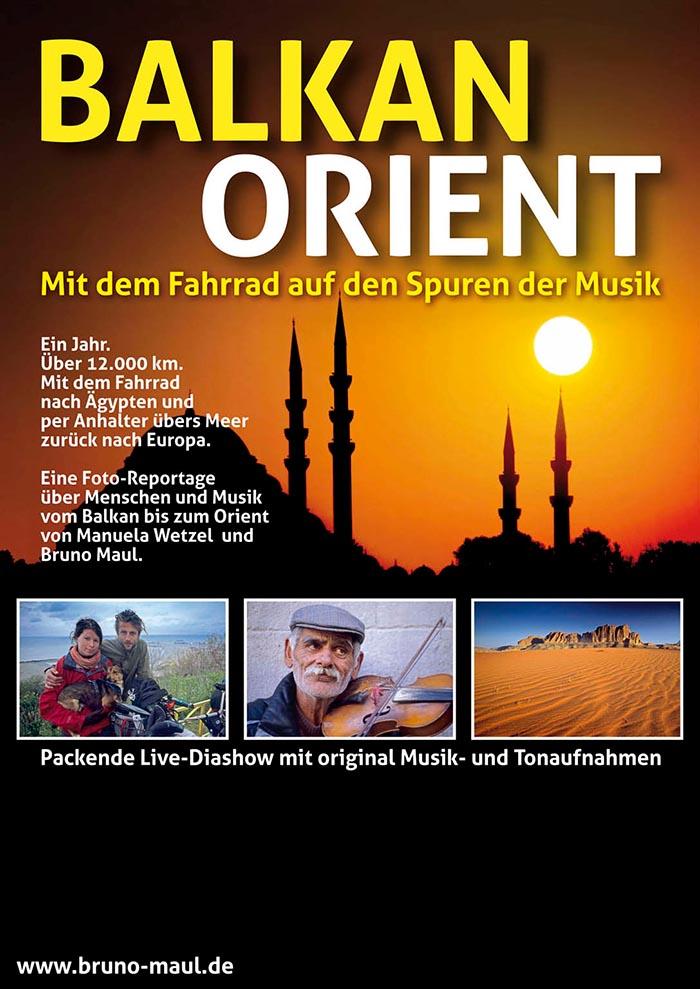 Balkan-Orient Plakat