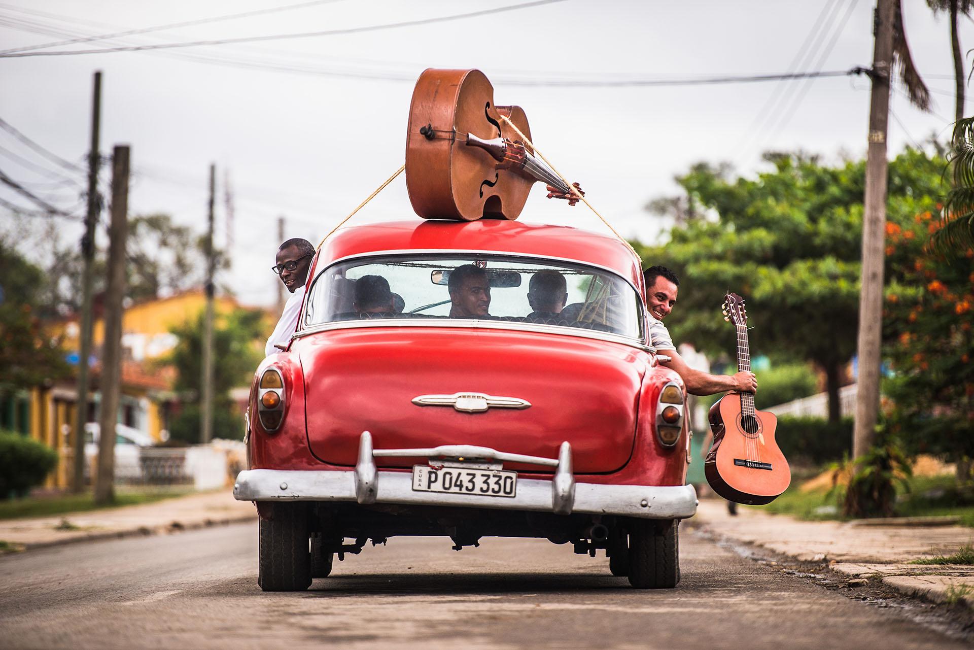 CUBA Insel im Aufbruch