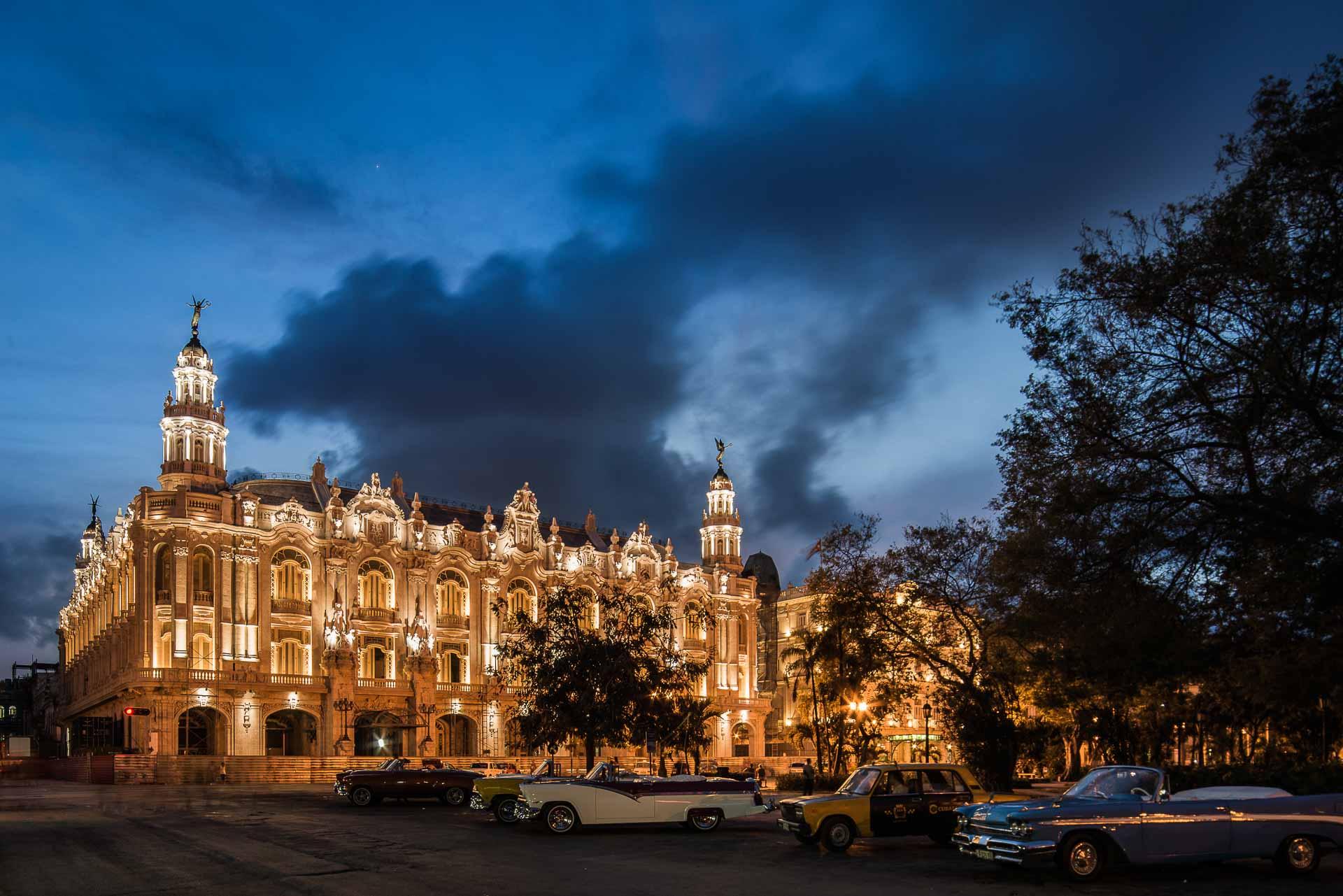 Kubanische Architektur