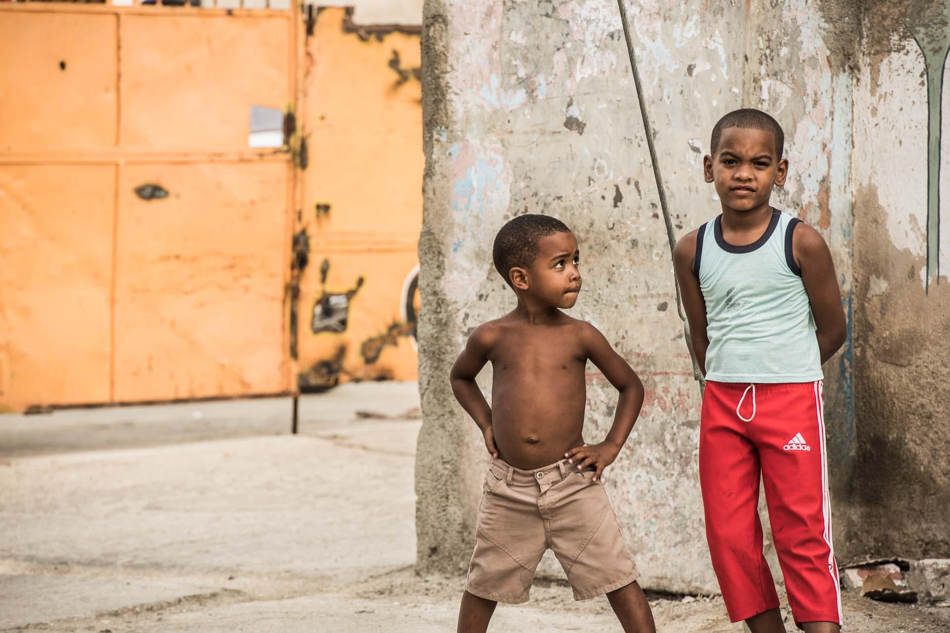 Kubanische Kinder