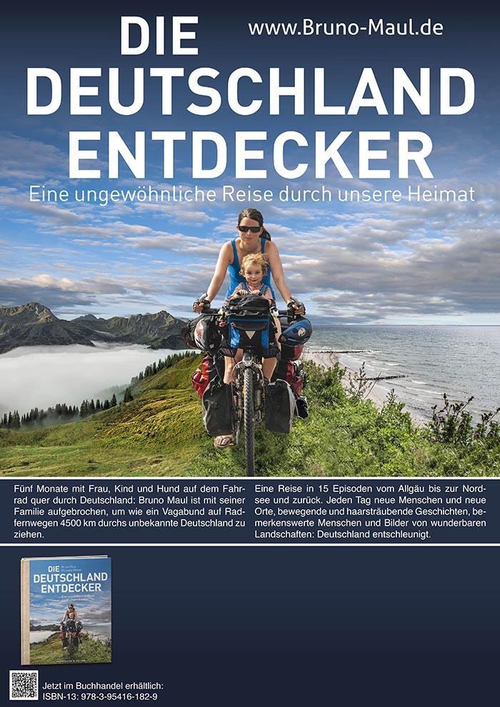 Deutschland Plakat