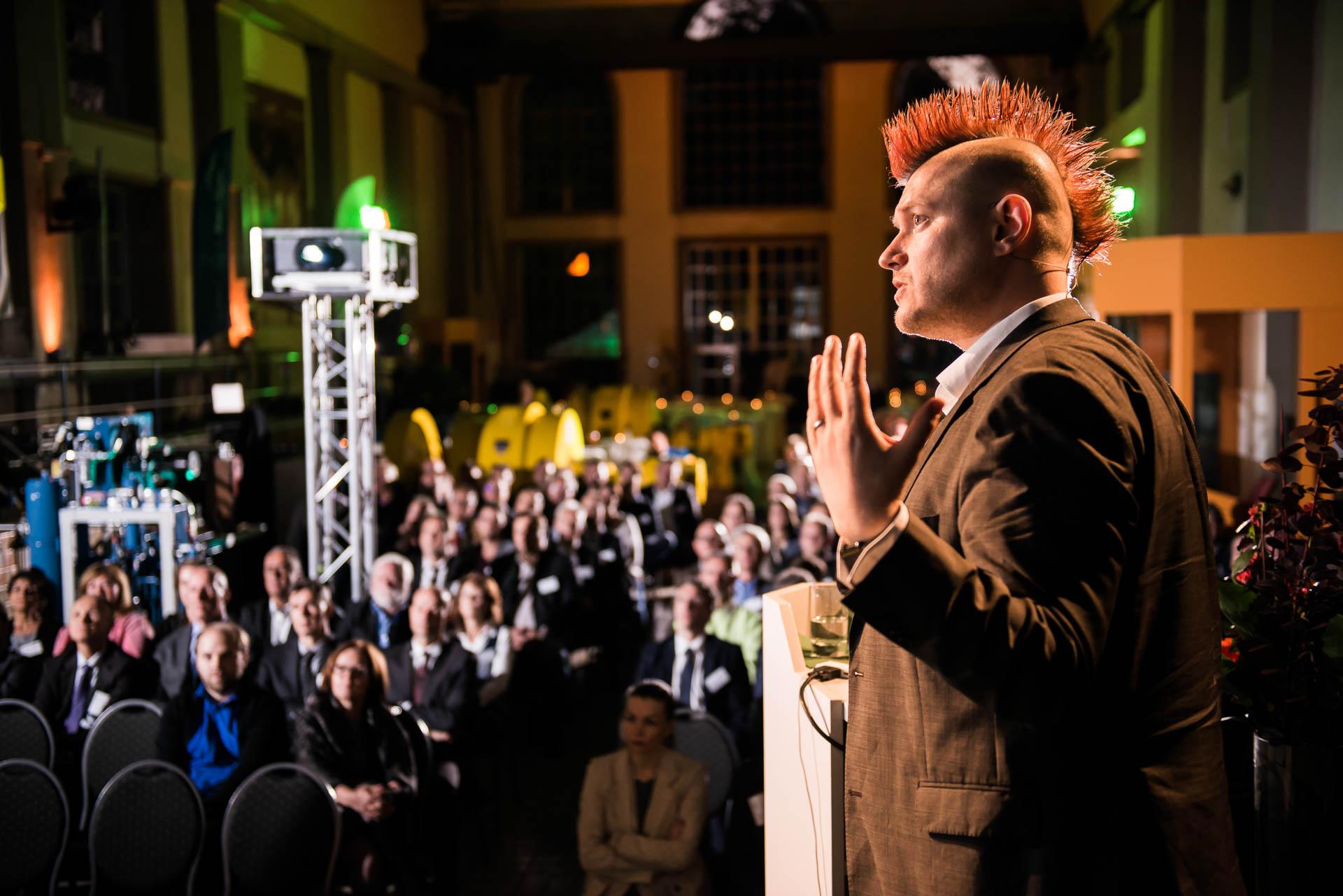 AÜW Event Sprecher